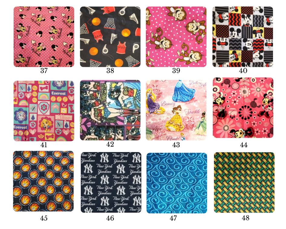 Cotton face cover fabric